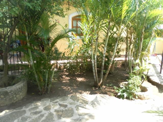 Casa Tranquilla - Back Garden2
