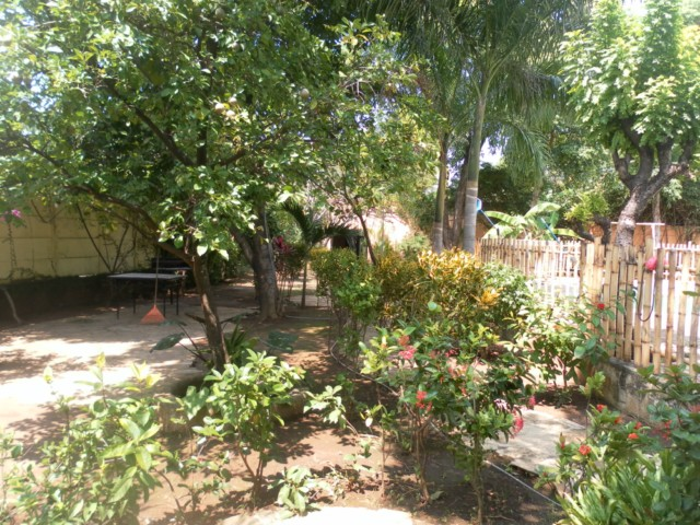Casa Tranquilla - Back garden