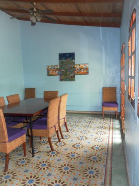 Casa Tranquilla - Dining Area