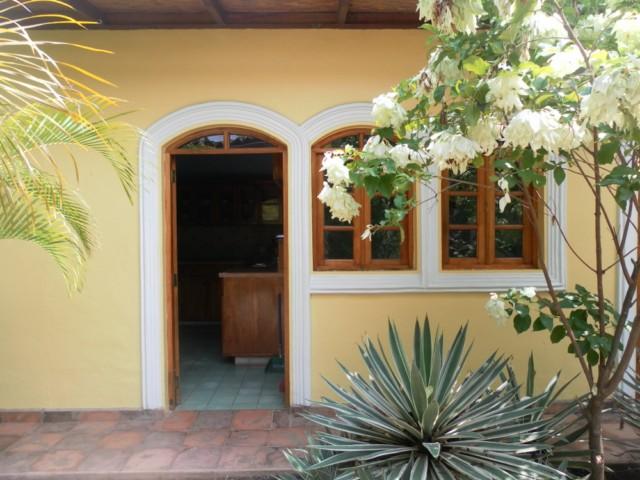 Casa Tranquilla - Front Door