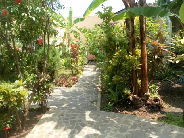 Casa Tranquilla - Garden view