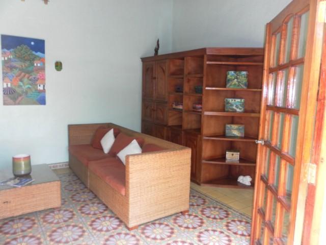 Casa Tranquilla - Inviting Living Room