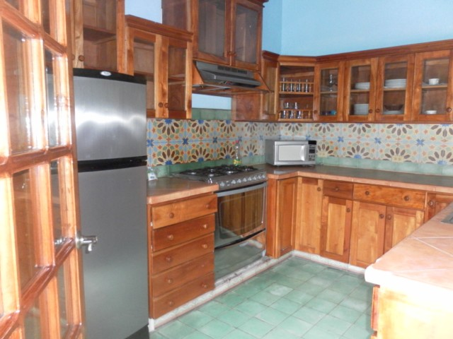 Casa Tranquilla - Kitchen