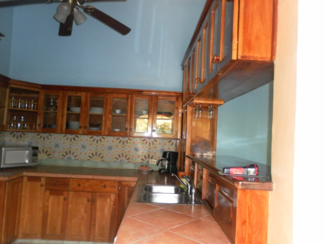 Casa Tranquilla - Kitchen2