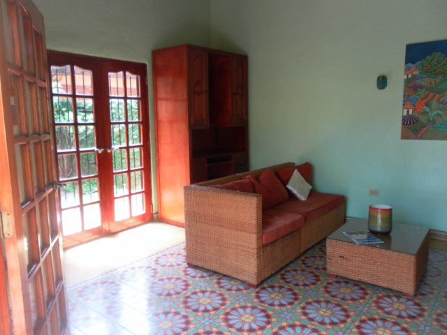 Casa Tranquilla - Living Room