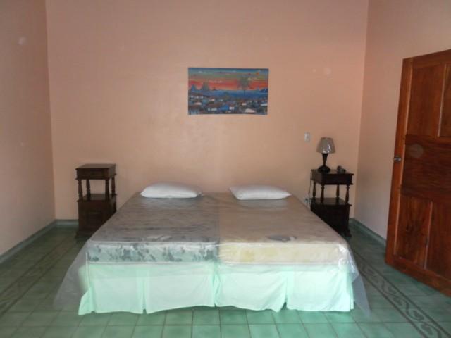 Casa Tranquilla - Master Bedroom