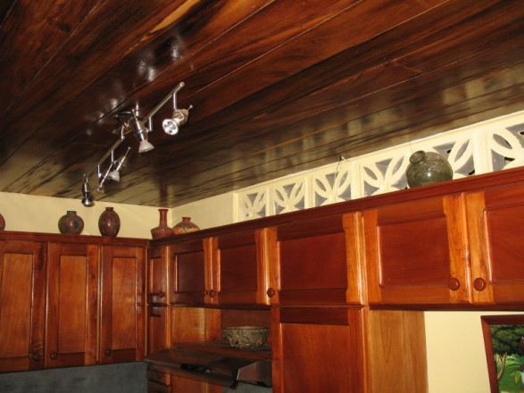 Casa de la Plaza - Kitchen Cabinets