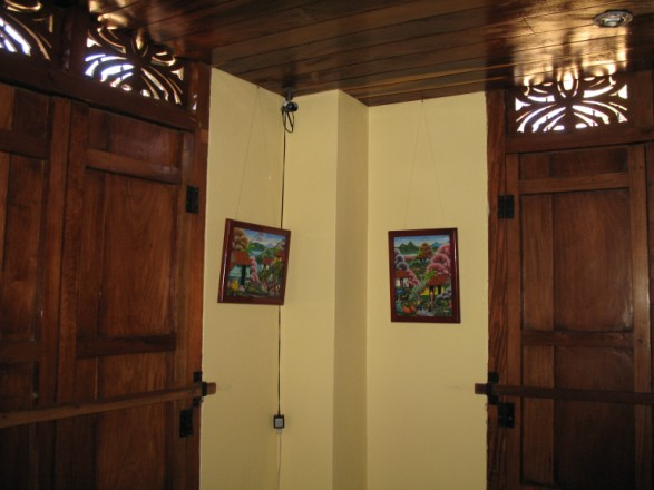 Casa de la Plaza - Paintings