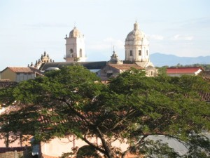 Casa del Mirador - Church view from Terrace
