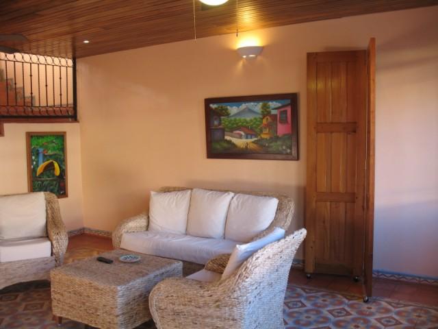 Casa del Mirador - Living Area