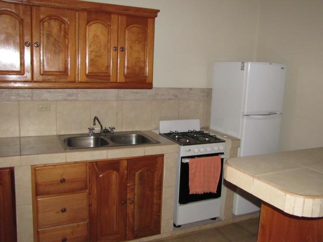 Vista Mombacho Apartments - Apartment Kitchen
