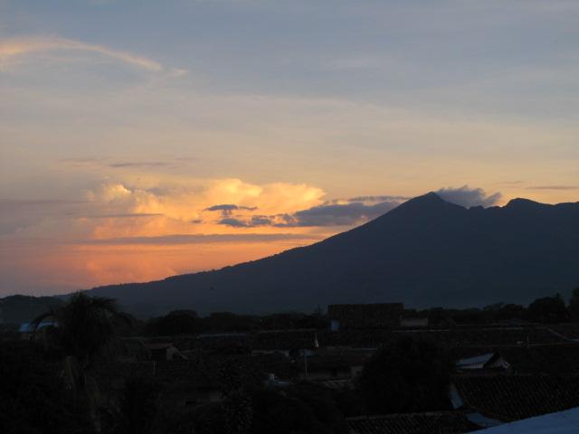 Vista Mombacho - Volcano View